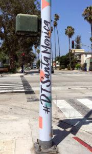 Santa Monica Wrap